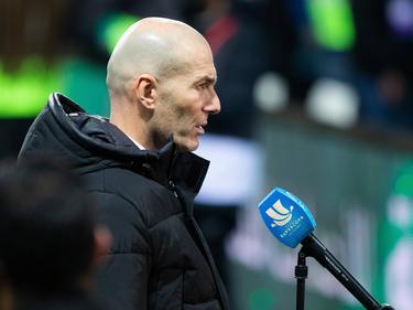 Zidane está desconcertado con el asunto 'Hazard'.