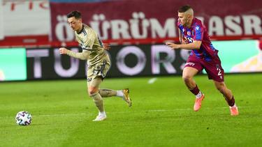 Özil holte mit Fener drei Punkte
