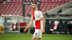 Sasa Kalajdzic könnte den VfB Stuttgart verlassen