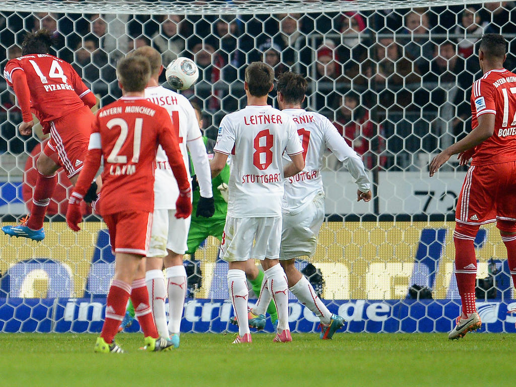 Bundesliga » acutalités » Football: German Bundesliga table