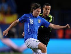 Montolivo hält Thiago auf Abstand