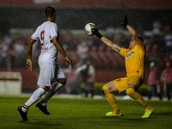 Armani im Tor von Atlético Nacional wuchs über sich hinaus