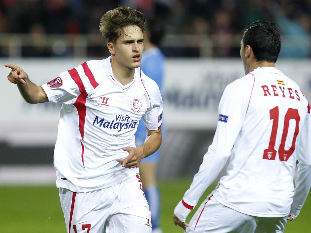 Europa League » Nieuws » Reyes basisklant in halve finale Europa League 19fe8a1fba15c