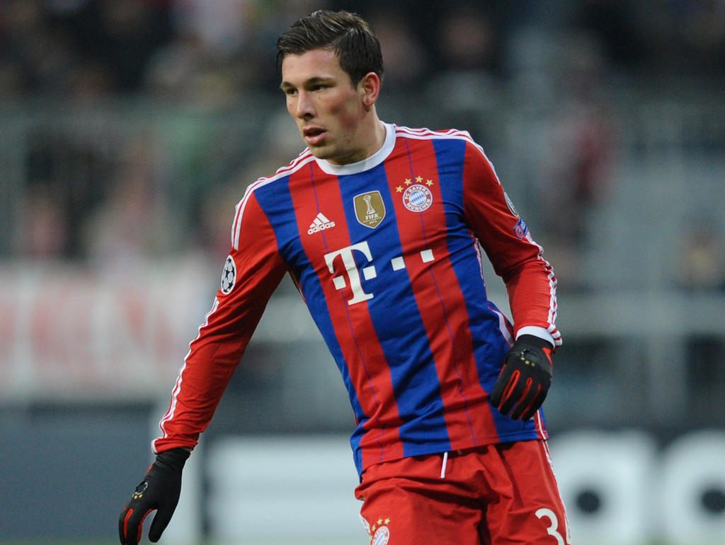 Bundesliga » News » Hoejbjerg pens Bayern extension until 2018