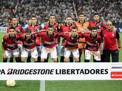 Danubios Startelf beim Gastspiel bei Corinthians