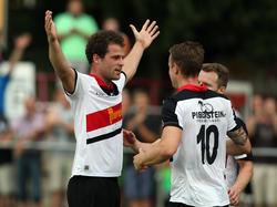 Ex-Innsbruck-Profi Daniel Brauneis wirft mit Lankowitz Austria Lustenau aus dem Cup