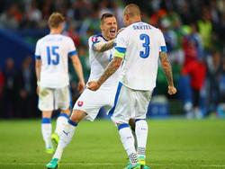 Die Slowaken hoffen auf eine Überraschung