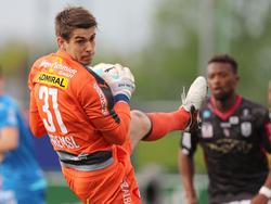 Für die Floridsdorfer absolvierte Gremsl 15 Einsätze in der Ersten Liga