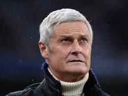 Armin Veh war bereits zwei Mal Trainer bei Eintracht Frankfurt