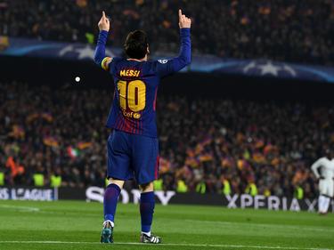 Lionel Messi war einmal mehr der überragende Mann auf dem Platz