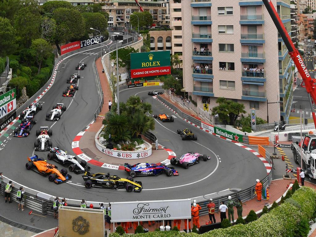 Monaco wurde zum Quotenrenner, aber leider auch zum Langeweiler