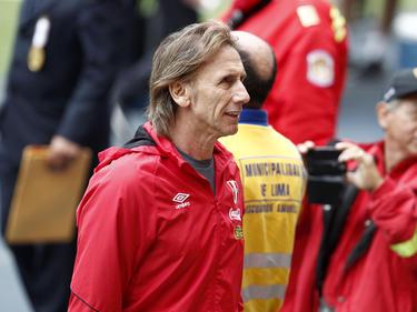 Gareca no sabe si continuará como seleccionador peruano. (Foto: Getty)