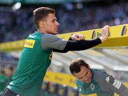 Thorgan Hazard hat bei Borussia Mönchengladbach einen Vertrag bis 2020