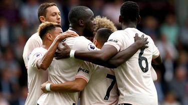 Wichtiger Sieg für Manchester United