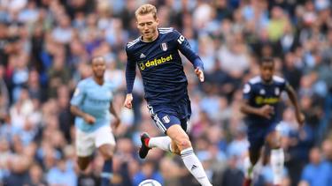 André Schürrle und der FC Fulham holten einen Zähler gegen Watford