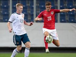 U21 gegen Russland