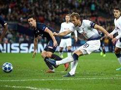 Kane deja vivo al Tottenham con un doblete. (Foto: Getty)