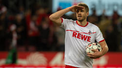 Simon Terodde sieht seine Zukunft in Köln
