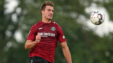 Hannover 96 setzt auf Hendrik Weydandt