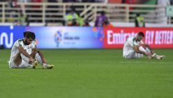 Irakische Spieler sollen unerlaubt gefeiert haben