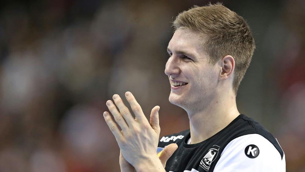 Finn Lemke hat seinen Vertrag bei der MT Melsungen verlängert