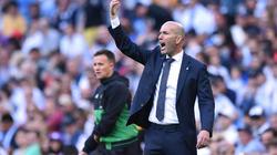 Zinédine Zidane gewann bei seinem ersten Spiel als neuer Real-Coach