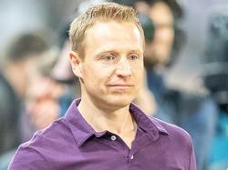 Robert Ibertsberger gastiert am Sonntag bei Meister Red Bull Salzburg