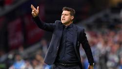 Mauricio Pochettino ist vertraglich noch bis 2023 an Tottenham gebunden