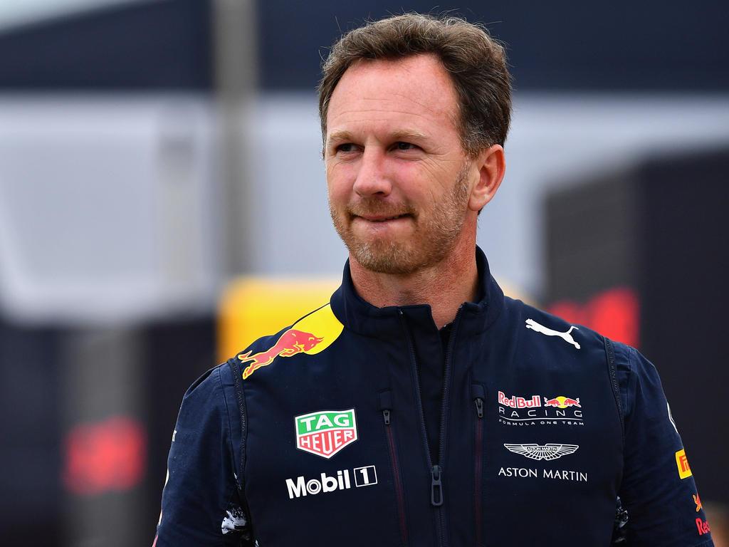 Christian Horner fand lobende Worte für Silverstone-Sieger Lewis Hamilton