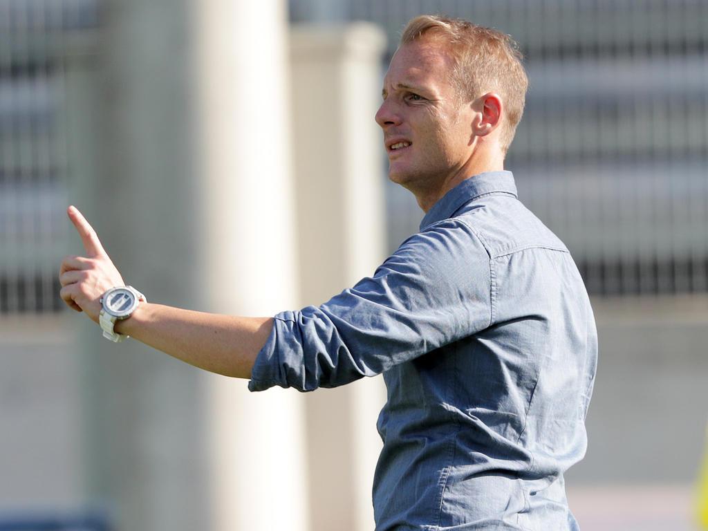 Jochen Fallmann ist zurück
