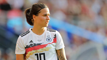Bedauert noch immer das Viertelfinal-Aus bei der WM der Frauen: Dzsenifer Marozsán