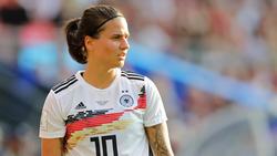 Dzsenifer Marozsán spricht über deutsches WM-Aus