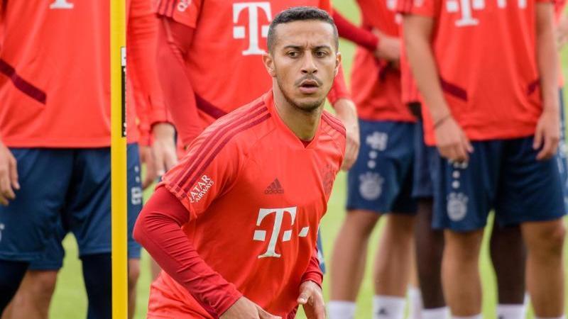 Thiago ist beim FC Bayern der kreative Kopf im Mittelfeld