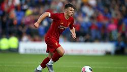 Bobby Duncan und der FC Liverpool sind zurzeit nicht gut aufeinander zu sprechen