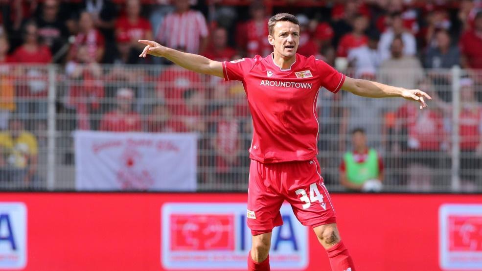 Christian Gentner kann sich Zukunft beim 1. FC Union Berlin vorstellen