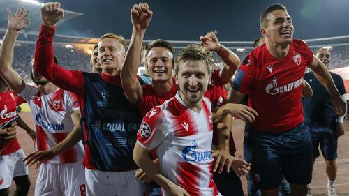 Roter Stern Belgrad will den FC Bayern in der Champions League ärgern