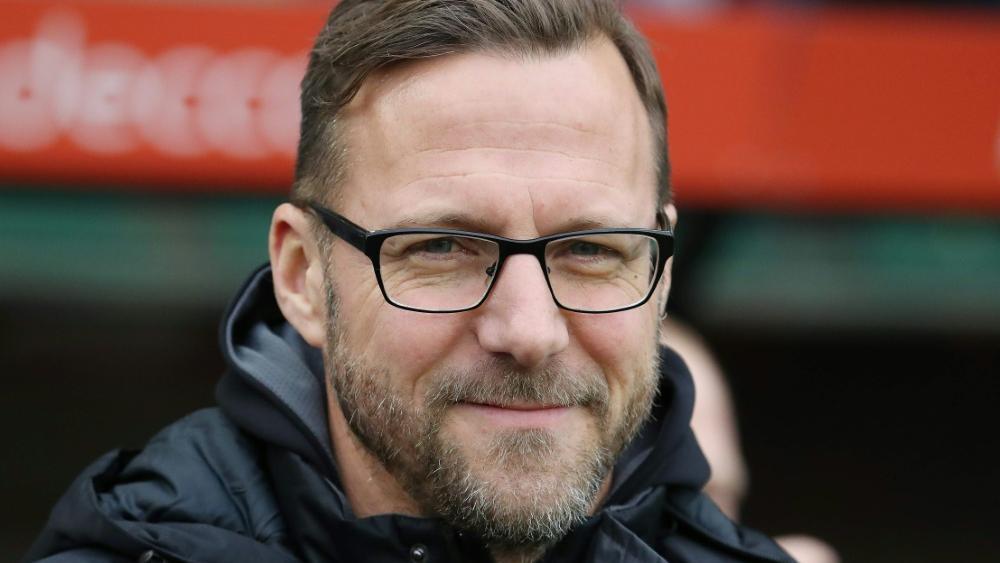 Sascha Hildmann ist neuer Trainer in Münster