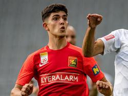 Filip Ristanić durfte erstmals Bundesliga-Luft schnuppern