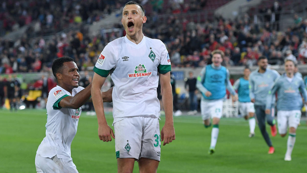 Werder Bremen hat eine lange Sieglos-Serie beendet