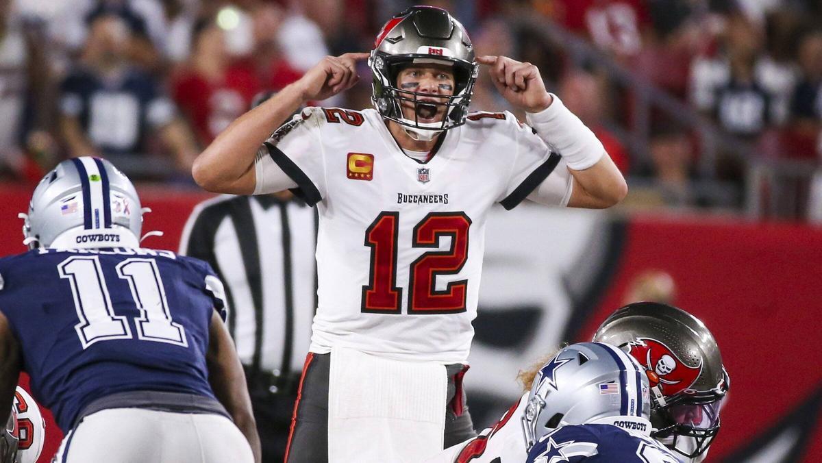 Brady führte die Bucs zum Sieg