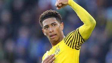 Jude Bellingham erzielte eines der Tore des BVB