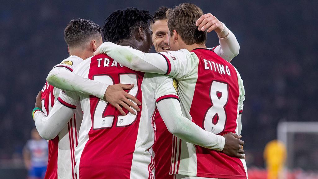 Spielt Ajax Amsterdam bald in einer