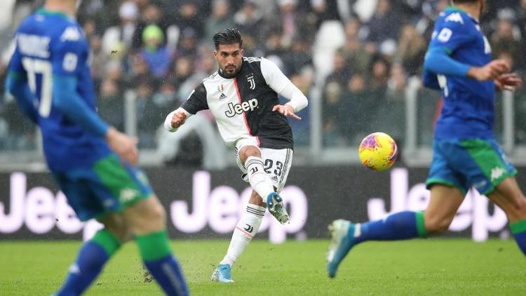 Emre Can (M.) steht noch bei Juventus Turin unter Vertrag.