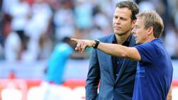 Oliver Bierhoff äußert sich zum Klinsmann-Rücktritt