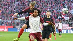 Joshua Zirkzee wechselte 2017 zum FC Bayern