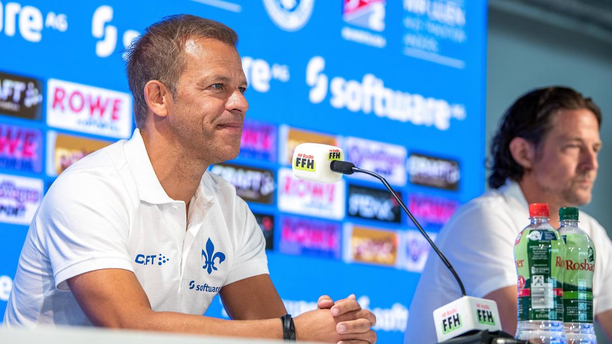 Markus Anfang übernimmt in Darmstadt