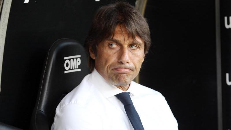 Antonio Conte kritisierte die Inter-Bosse
