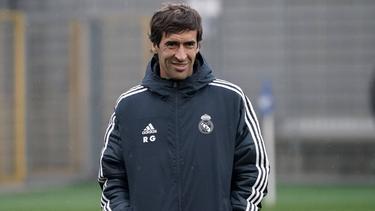 Bleibt Trainer von Real Castilla: Raúl González
