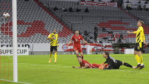 Joshua Kimmich schoss den FC Bayern zum Titel
