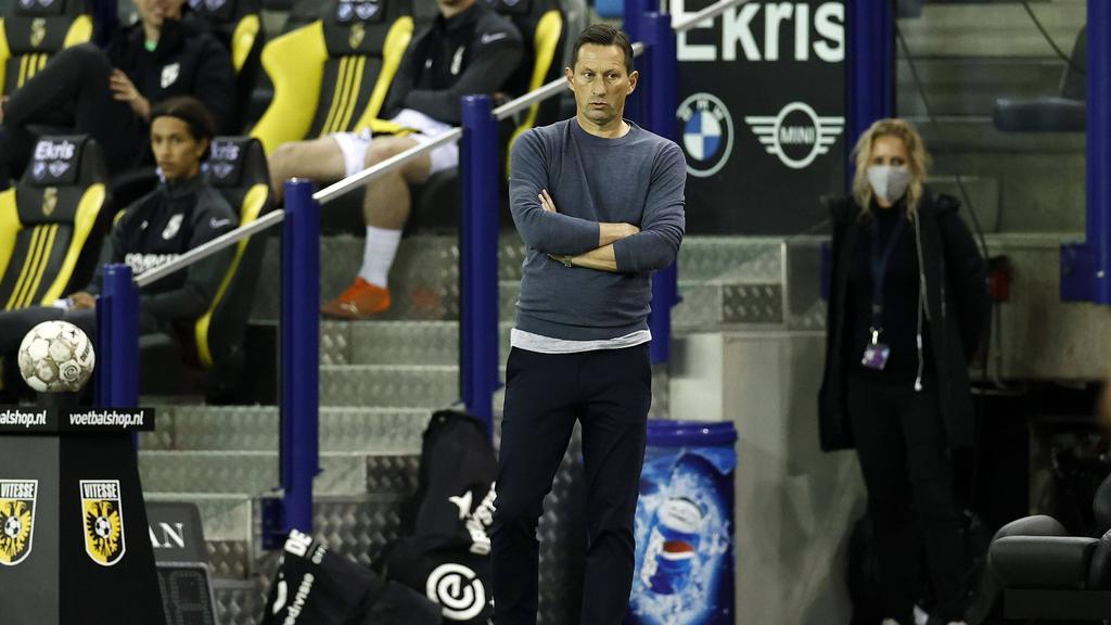 Roger Schmidt, Trainer des niederländischen Erstligisten PSV Eindhoven